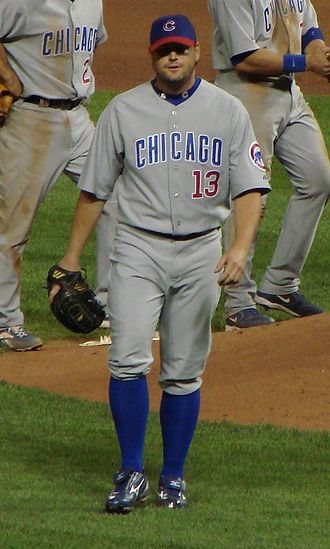 Will Ohman - Ohman during his time with the Cubs.