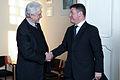 Ojārs Ēriks Kalniņš tiekas ar Ungārijas Ārlietu ministrijas Valsts sekretāra vietnieku (6835718811).jpg