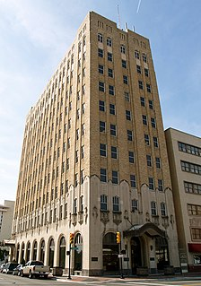 Oklahoma Natural Gas Company Building United States historic place