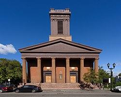 Old Bergen Church