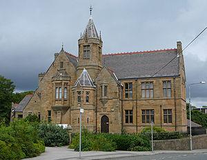 Burnley Grammar School - Former Burnley Grammar School (1874-1959)