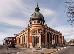 Old Post Office in Pawtucket