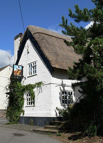 Stanton under Bardon - The Old Thatched Inn