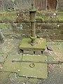 Old pump, St Bartholomew's churchyard - geograph.org.uk - 849764.jpg