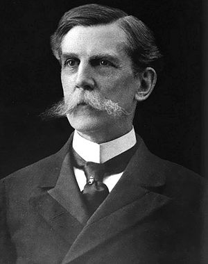 1902 portrait photograph of Oliver Wendell Holmes