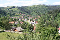 View of Olovo