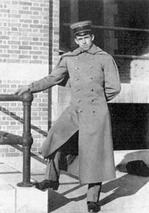 Omar Bradley - Bradley, pictured here at West Point