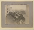 Opening of new Parliament buildings at Victoria, B C, February 10th 1898 Guard of honor 5 (HS85-10-9755) original.tif