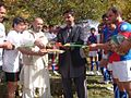 Opening the Paghman R.F.C.JPG