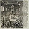 Opening van de synode van Dordrecht, 1618, RP-P-OB-77.278.jpg