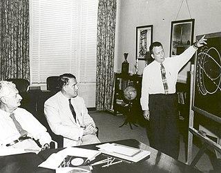 Charles A. Lundquist NASA rocket scientist and historian