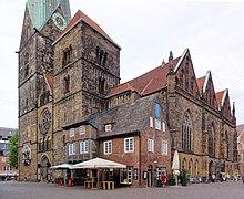 Iglesia De Nuestra Señora De Bremen Wikipedia La Enciclopedia Libre