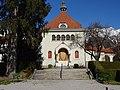 Ostfriedhof Innsbruck Kapelle 02.jpg