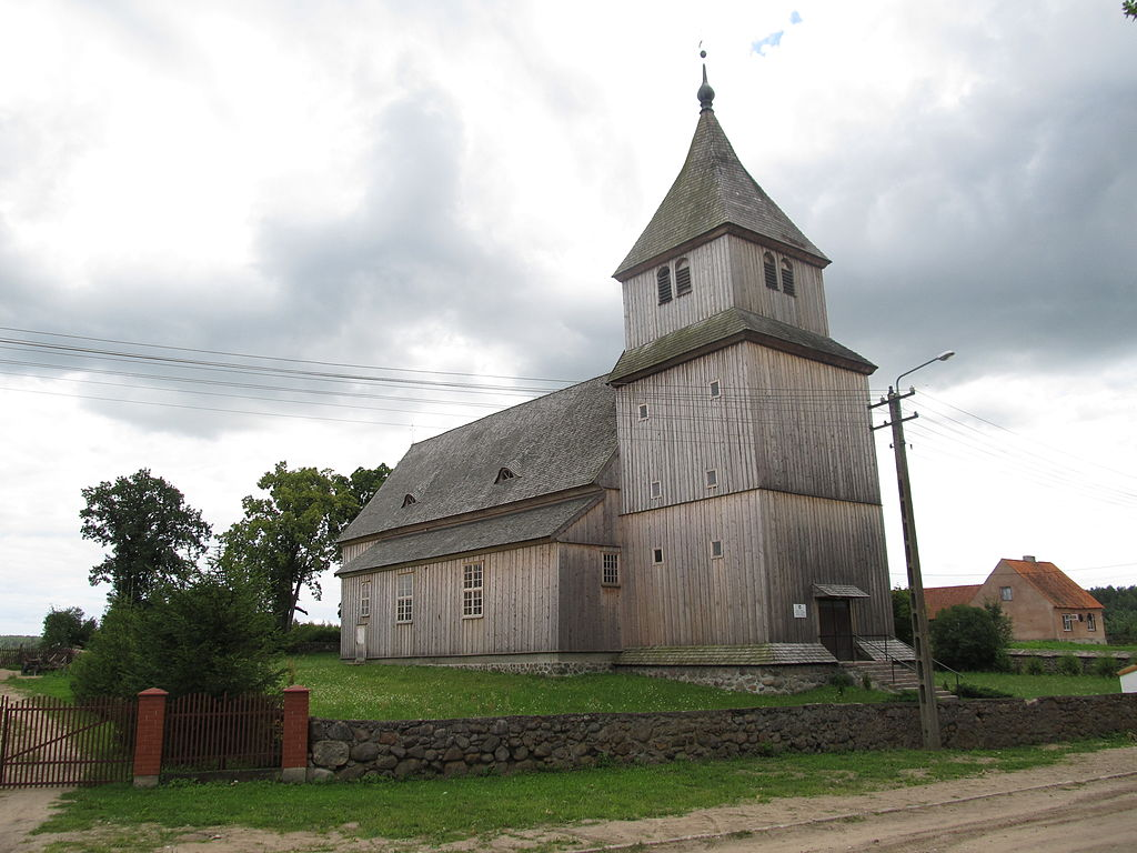 invitation letter for visitor vispoland%0A The second oldest preserved wooden church in WarmianMasurian Voivodeship  was built in          in Wieliczki Wielitzken  Masuria  church was founded  by