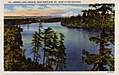 Oswego Lake OR - Oswego Lake, Mt. Hood in the Distance (NBY 431492).jpg