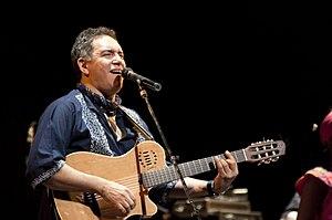 Guillermo Anderson - Image: Otro momento de sus conciertos