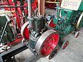 Oude stationaire motor in het MUSEUM voor NOSTALGIE en TECHNIEK, Dorpsstraat 38, Langenboom pic6.JPG
