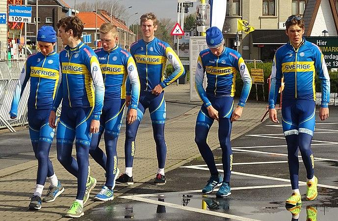 Oudenaarde - Ronde van Vlaanderen Beloften, 11 april 2015 (B021).JPG