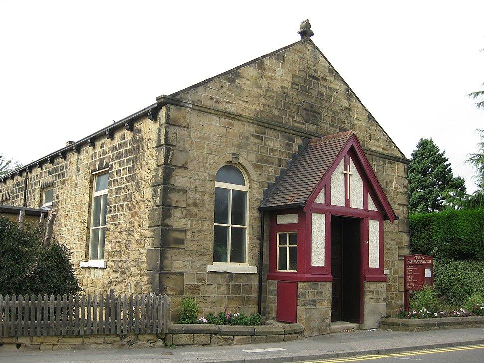 Oulton Methodist Church 2016