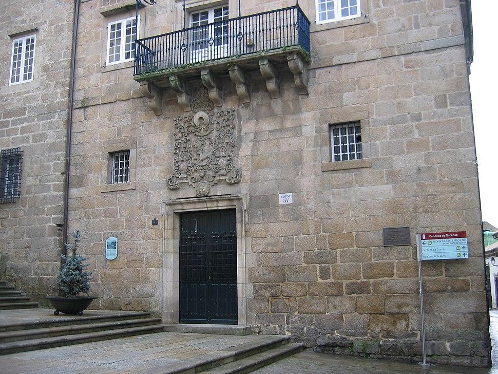 Ourense museo arqueolóxico 1