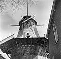 Overzicht achtkante stellingmolen, tijdens restauratie - Alphen aan den Rijn - 20007884 - RCE.jpg