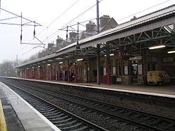 Oxenholme Lake District railway station.JPG