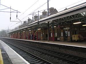 Oxenholme - Oxenholme railway station