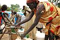 Oxfam is providing clean water to over 100,000 South Sudanese refugees in Gambella, Ethiopia (15133850241).jpg