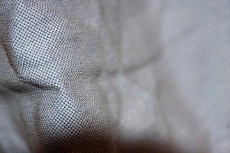 Oxford (cloth) - Image: Oxford cloth