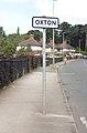 Oxton sign, Storeton Road.jpg