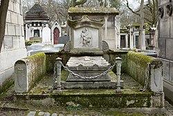 Charles-Louis Menn: Tomb of Mouton Lunel