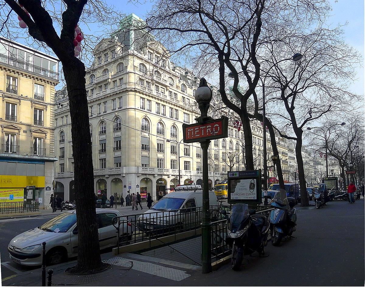 Hotel Le Printemps Paris