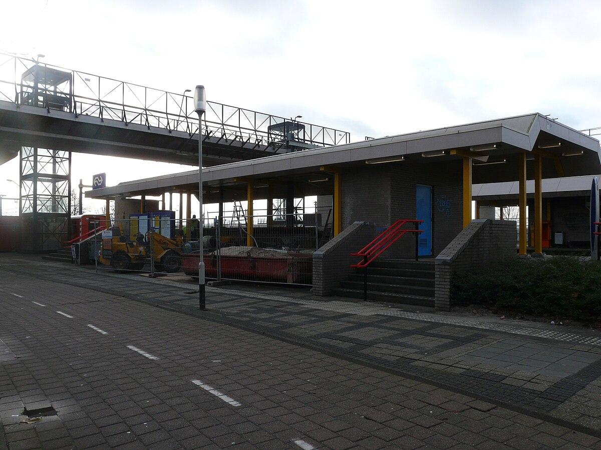 Station Breda-Prinsenbeek - Wikipedia