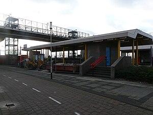 Breda-Prinsenbeek railway station - Image: P1010382Station Prinsenbeek