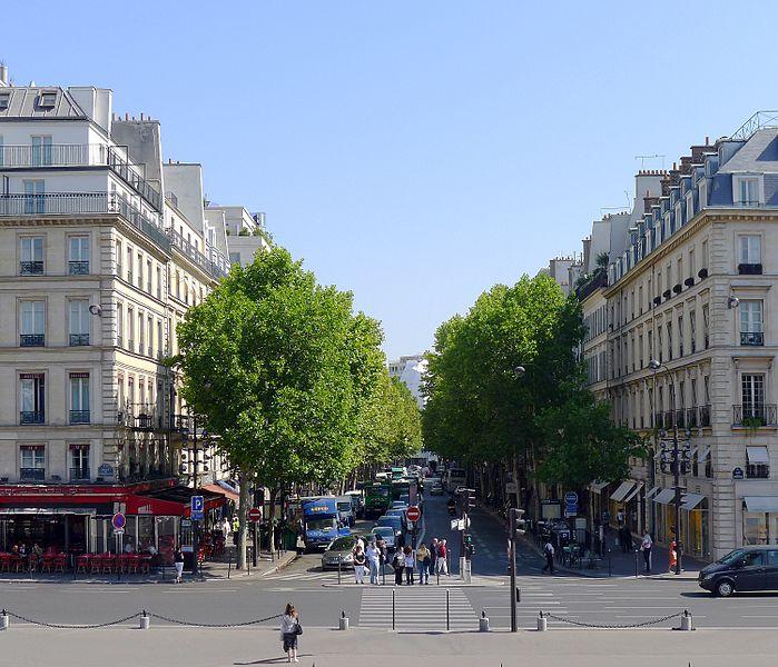 Fichier:P1030425 Paris VIII rue Tronchet rwk.JPG