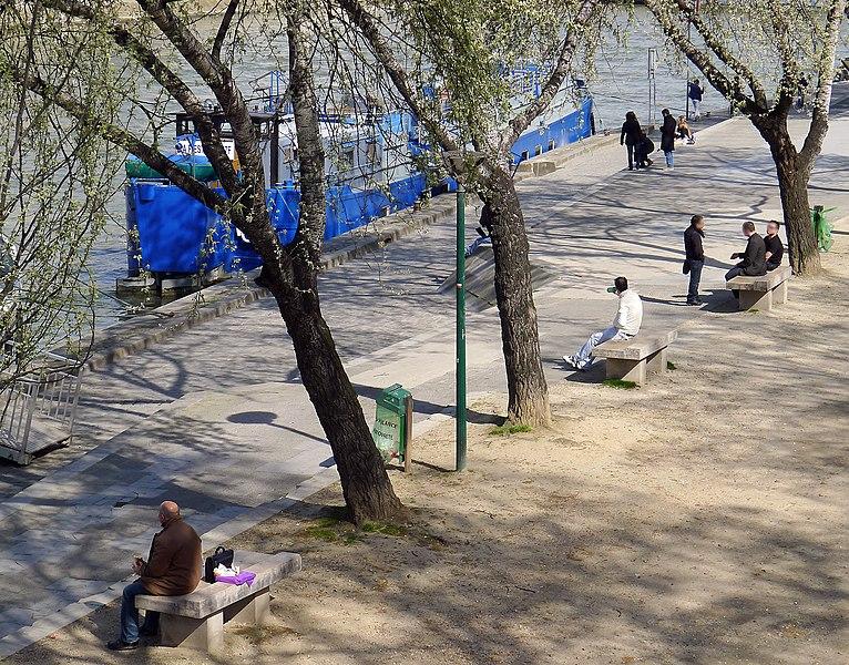 Fichier:P1170628 Paris V port de la Tournelle rwk.jpg