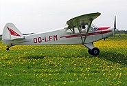 PA-18 135-150 HP Super Cub OO-LFM