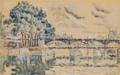 PARIS, LA SEINE AU PONT DES ARTS.PNG
