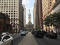 PA 611 NB past Walnut Street Philadelphia traffic congestion.jpeg