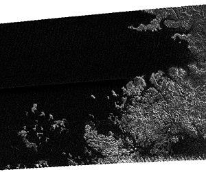 Kraken Mare - Image: PIA09211