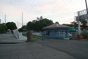 Vito Cruz railway station - Exterior of Vito Cruz station