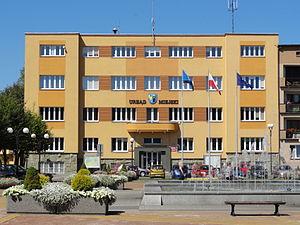 Czechowice-Dziedzice - Image: POL Czechowice Dziedzice Urząd Miejski 1