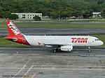 PR-MBO TAM Linhas Aéreas Airbus A320-200 - cn 3156 (19211541545).jpg