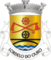 Coat of arms of Lordelo do Ouro