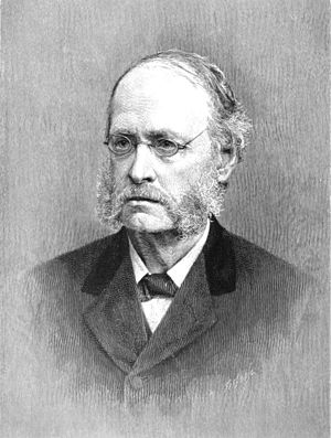 David Ames Wells - Portrait of Wells published in the Popular Science Monthly