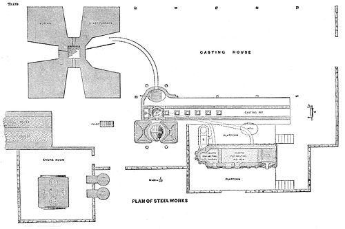 PSM V40 D030 Plan of the experimental steel works at wyandotte.jpg