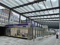 Paddington Crossrail entrance, 2021.jpg