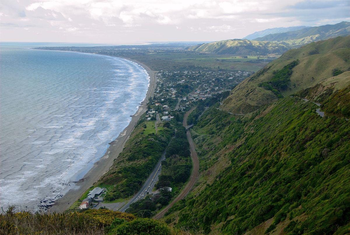 South Island Nz Hillshade