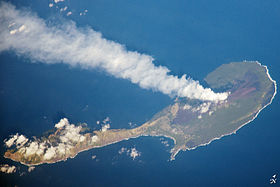 Pagan Island, Northern Marianas - NASA Earth Observatory.jpg