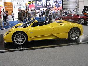 Pagani Zonda Roadster - Flickr - cosmic spanner.jpg